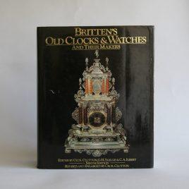Brittens old clocks & watches book