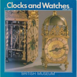 Clocks and Watches Book by Hugh Tait