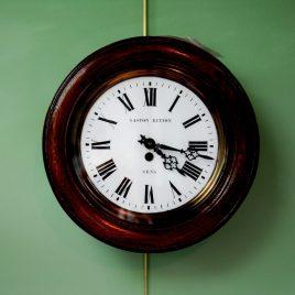 Gaston Bitton Clock