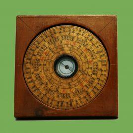 Oriental compass