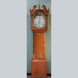 Geoff Allnutt Longcase Clock