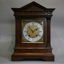 Edwardian Ting Tang Table Clock