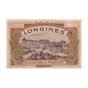 Longines Postcard