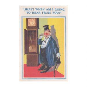 Geoff Allnutt Postcards
