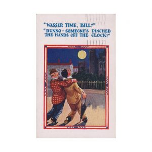 Drunken Postcard
