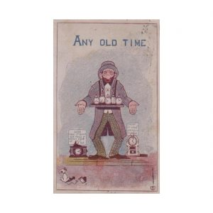 Any Old Time Postcard