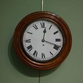 """American Dial Clock 12"""""""