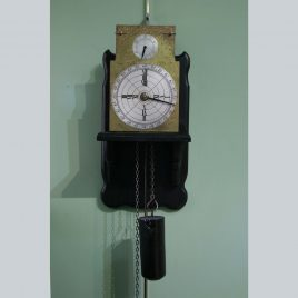 Franklin Clock