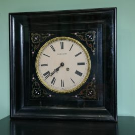 Bazelaire Wall Clock