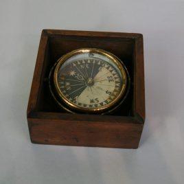 Singer's Gimbal Compasss
