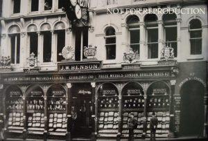 J W Benson Shop Front