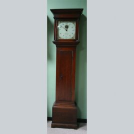 Longcase Clock with Petworth Dial