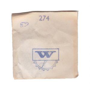 Apex, W and W H Crocker Watch Paper