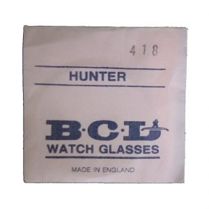 BCL Watch Parts Paper Packet