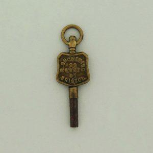 Watch Key R Showering 98 West St Bristol