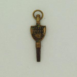 Watch Key  James S Ewen Castle Douglas