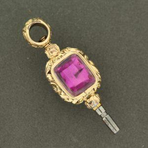 Decorative Watch Key
