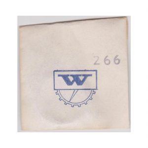 W Watch Paper 266