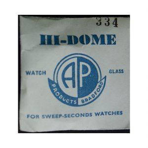 Hi Dome Watch Paper 334