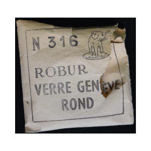 Robur Watch Paper 316