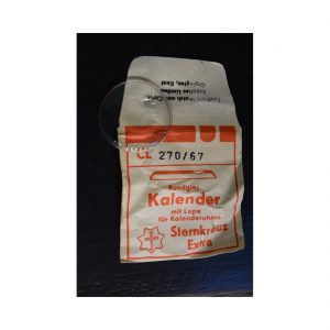 Kalender Watch Paper 278/69