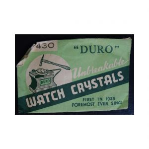 Duro Watch papers
