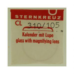 Sternkreuz Watch paper 310/105