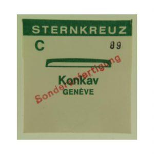 Sternkreuz Watch paper 89