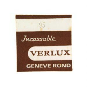 Incassable Verlux Watch Paper 95
