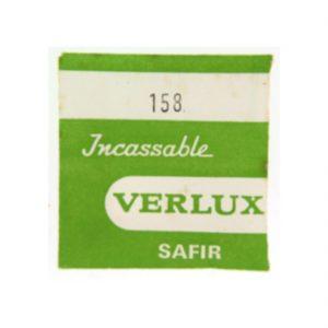 Incassable Verlux Watch Paper 158