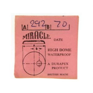 Miracle Watch Paper 292 70