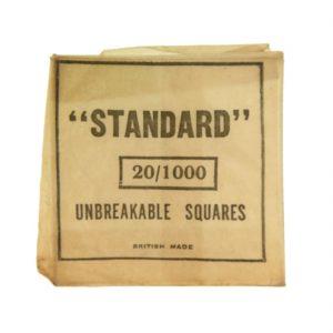 Standard Watch Paper 20/1000