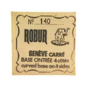 Robur Watch Paper 140