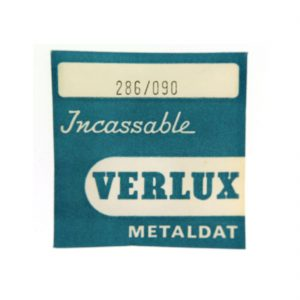 Incassable Verlux Watch Paper 286/090
