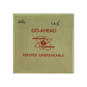 Go Ahead Wacth Paper 125