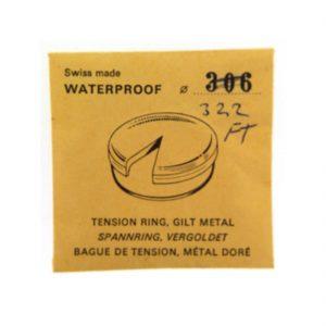 Metal Dore Watch Paper 322