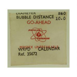 Go Ahead Watch paper Ref 35672
