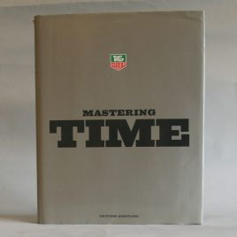 TAG Heuer Mastering Time Book