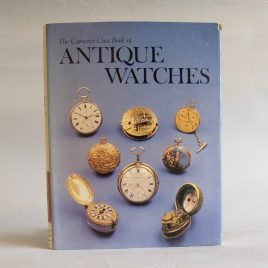 Antique Watches Book by Camerer Cuss
