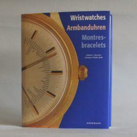 Wristwatches by G Runner Book