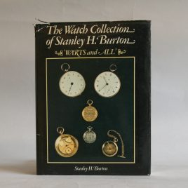 The Watch Collcetion of Stanley Bruton Book