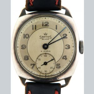 Work Experience J E Allnutt Smiths Watch