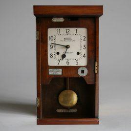Clocking in Clock Geoff Allnutt Clocks
