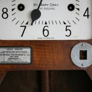 1950s Clocking in Clock