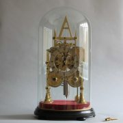 MS2 Striking Skeleton Clock c