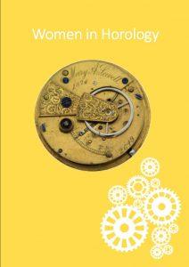 Geoff Allnutt Clocks Women in Horology