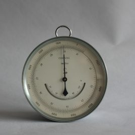 Luff's Surveyors Barometer & Thermometer