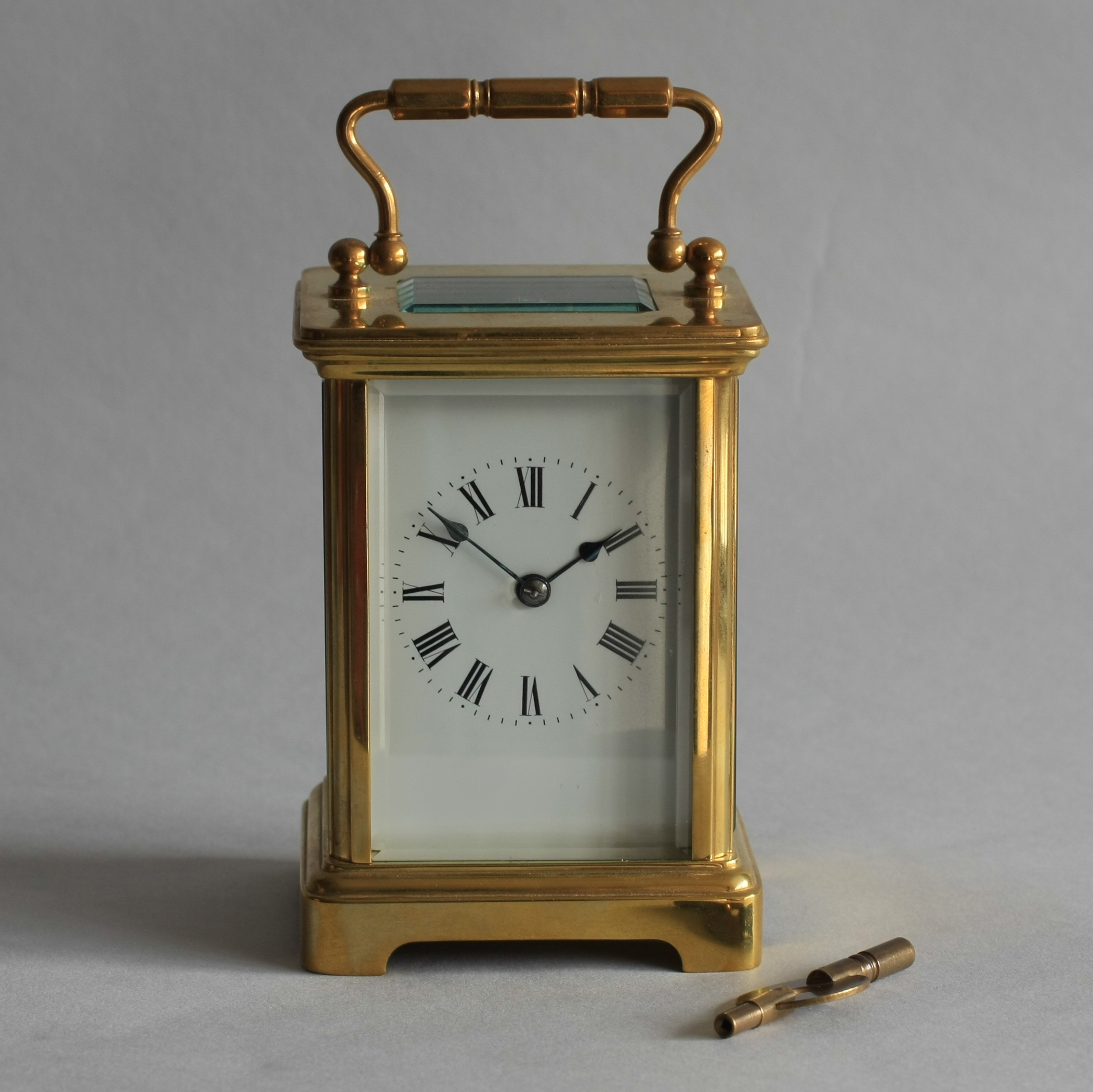 Antique Striking French Carriage Clock