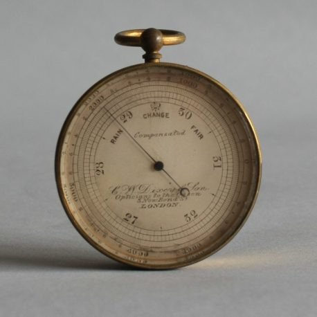 TH71 Pocket Barometer c