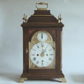 Dutch Striking Table Clock